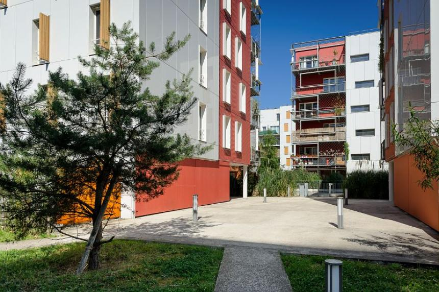 Logements quartier