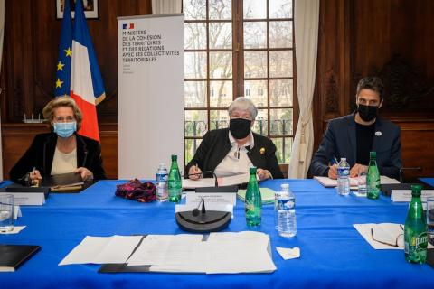 Convention Action cœur de Ville, PARIS 2024